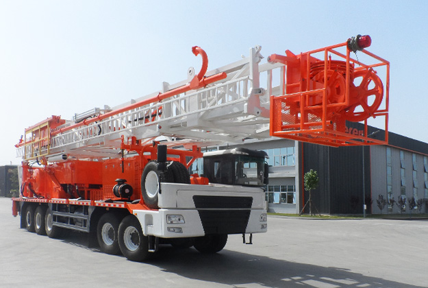 Truck/Trailer Mounted Workover Rig