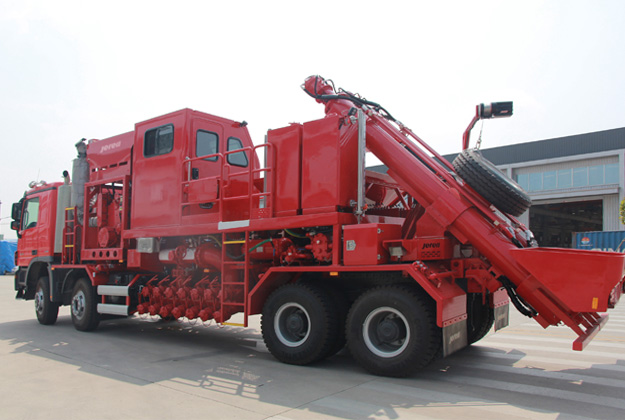 Frac spread equipment manufacturers, fracturing unit for