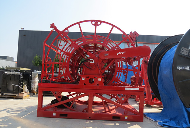 Coiled Tubing Reel