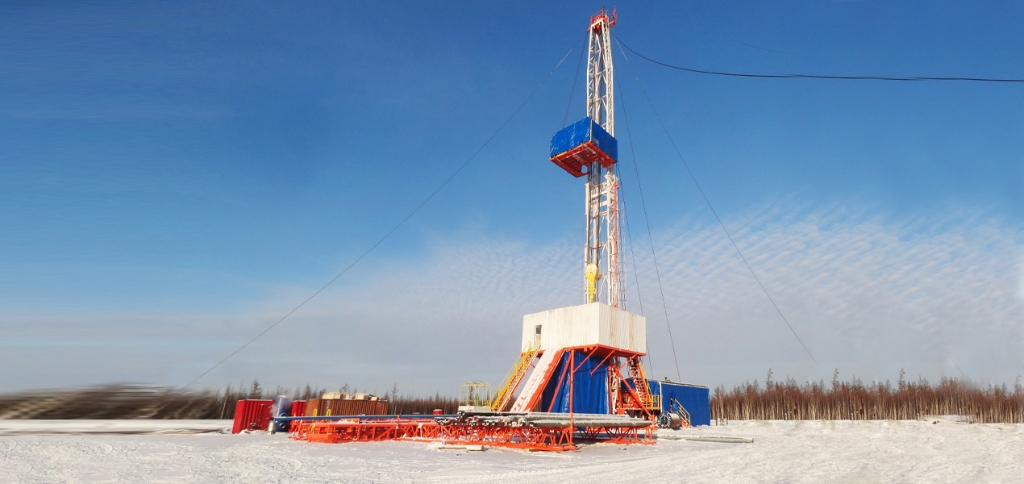 Jereh XJ1800 Workover Rig in Russia