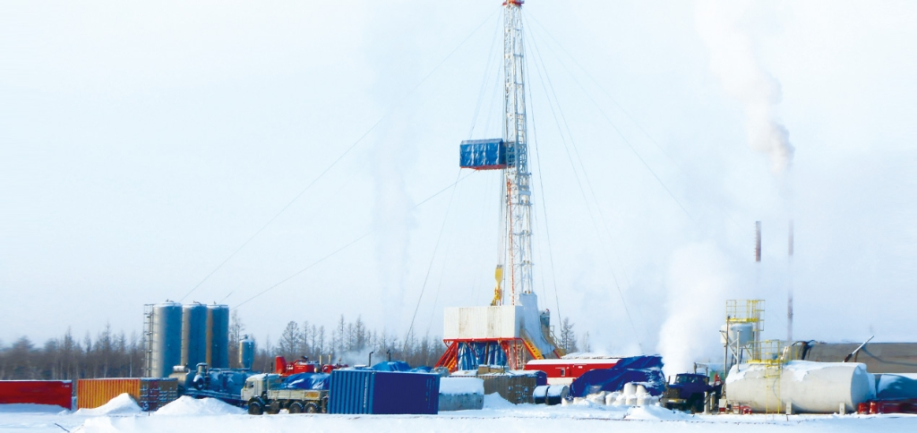 Jereh ZJ30 Truck Mounted Drilling Rig in Russia