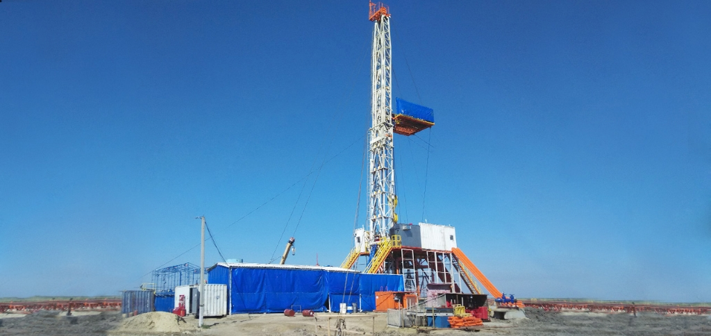 Jereh ZJ40 Truck Mounted Drilling Rig in Russia