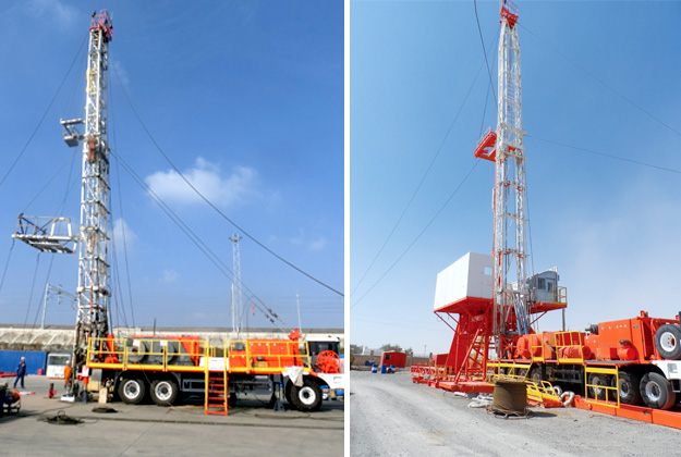 Workover Rig