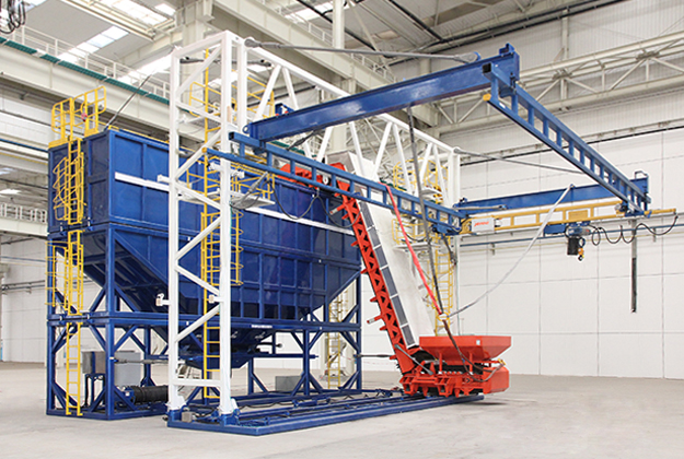 Intelligent Sand Conveyor
