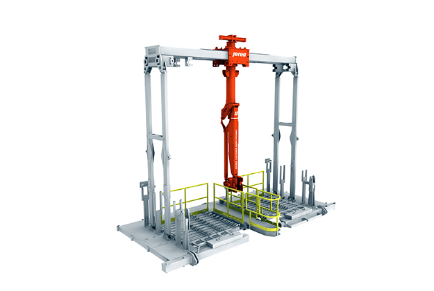 Automated Pipe Handling System